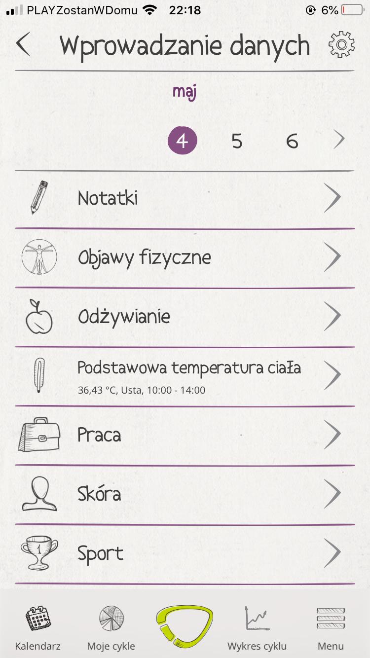 aplikacja antykonepcyjna, Aplikacja antykoncepcyjna, Cyclotest Polska - Komputery Cyklu Nowej Generacji - Antykoncepcja Bez Hormonów - Planowanie dziecka